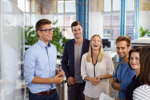 social learning corporate culture