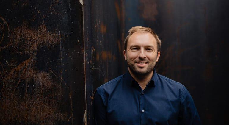 MobieTrain Founder and CEO Guy Van Neck