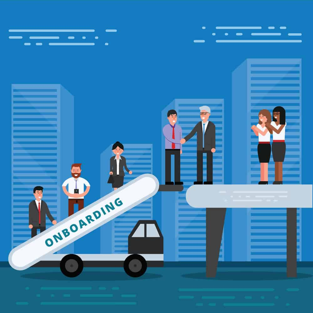onboarding retail employees