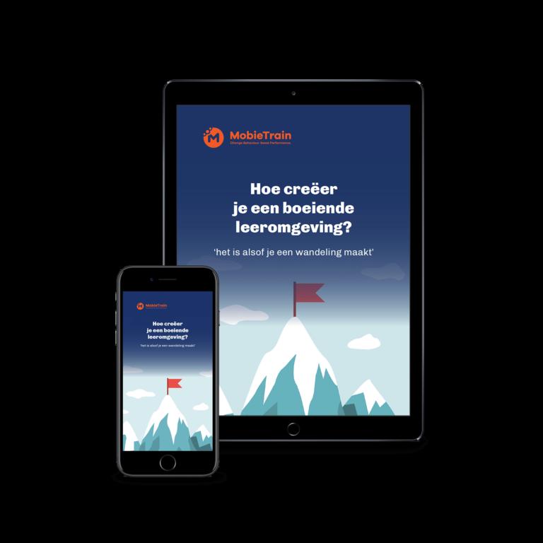 E-book Hoe creëer je een boeiende leeromgeving?